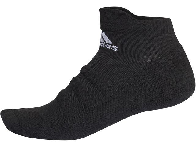 aac04e810c8f2 adidas Alphaskin Ankle Lightweight Skarpetki do biegania Mężczyźni ...